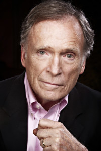 Dick Cavett, images. West LA.