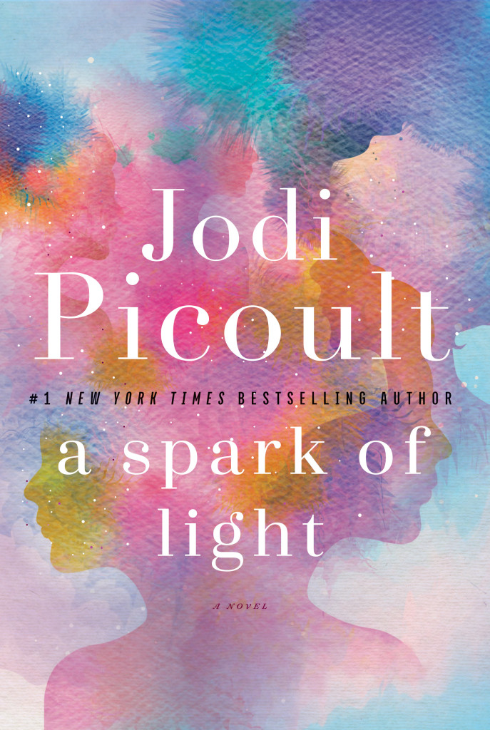Cover -- A SPARK OF LIGHT (002)