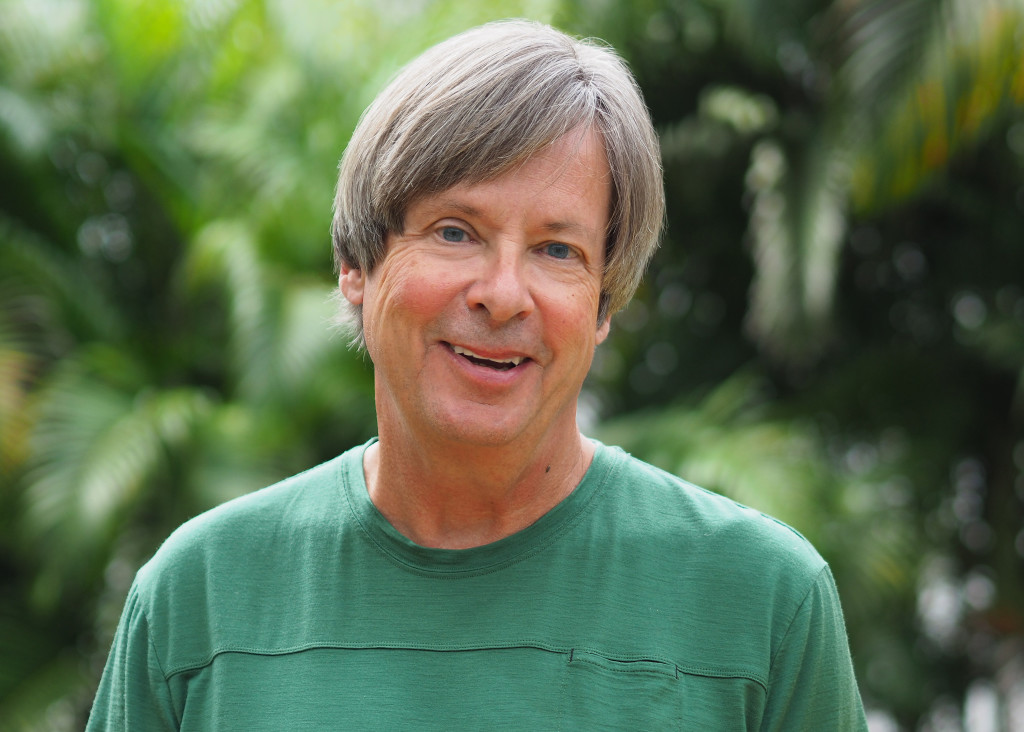 Pulitzer Prize winner Dave Barry