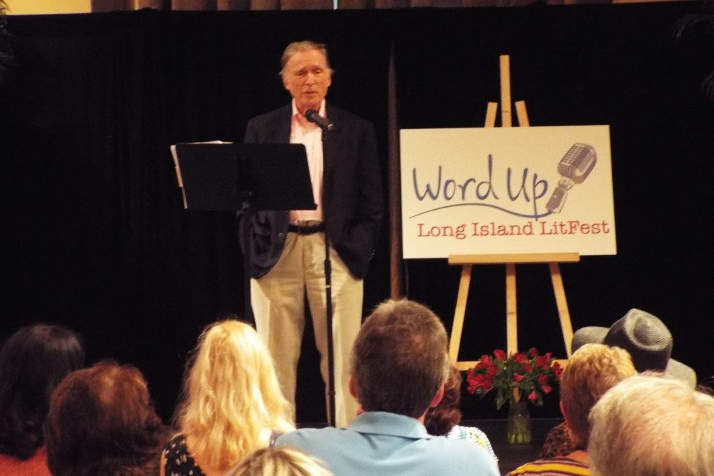 Keynote Reader, Dick Cavett closed the event.