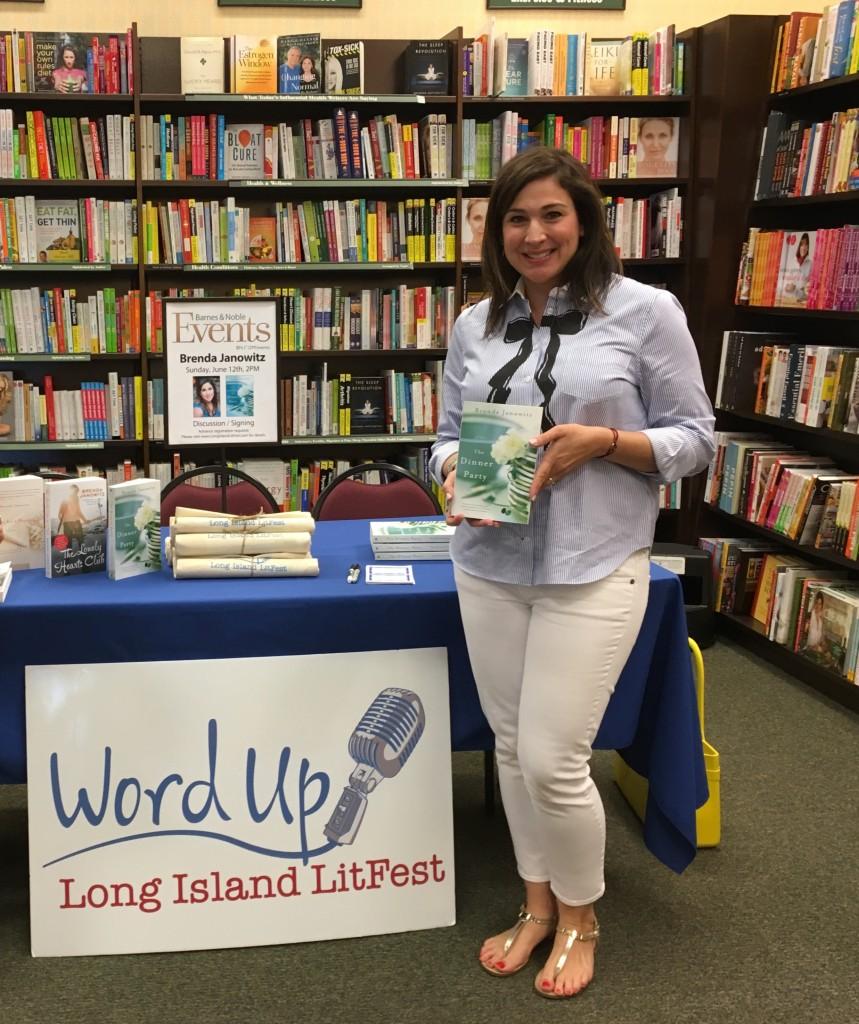 Author Brenda Janowitz