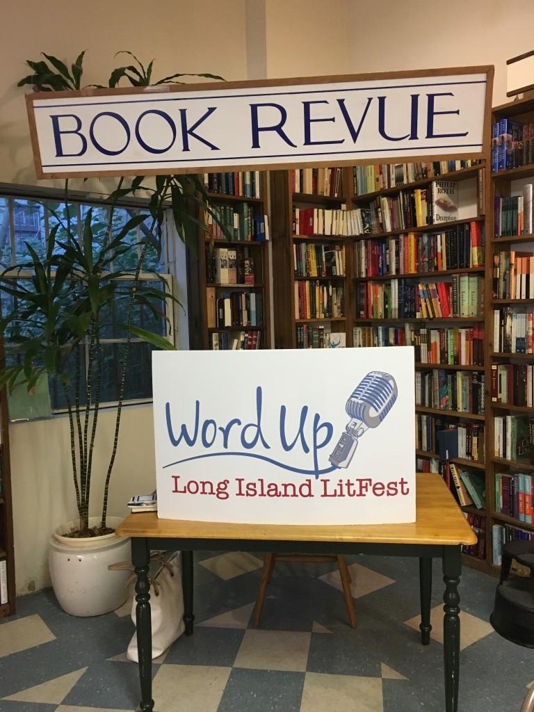 LOCATION: Book Revue, 313 New York Ave, Huntington, NY