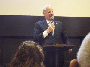 Former Congressman Steve Israel was one of our featured authors.