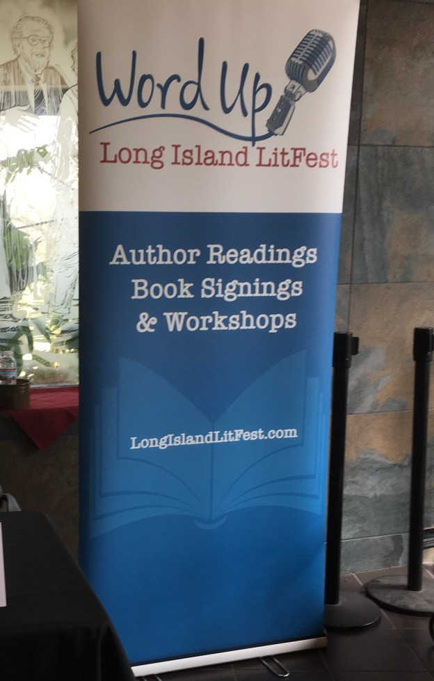 Our fourth annual Long Island LitFest!